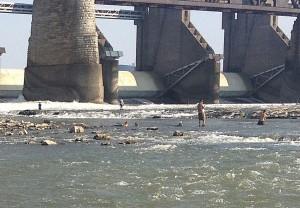 River Fishing in Louisville KY